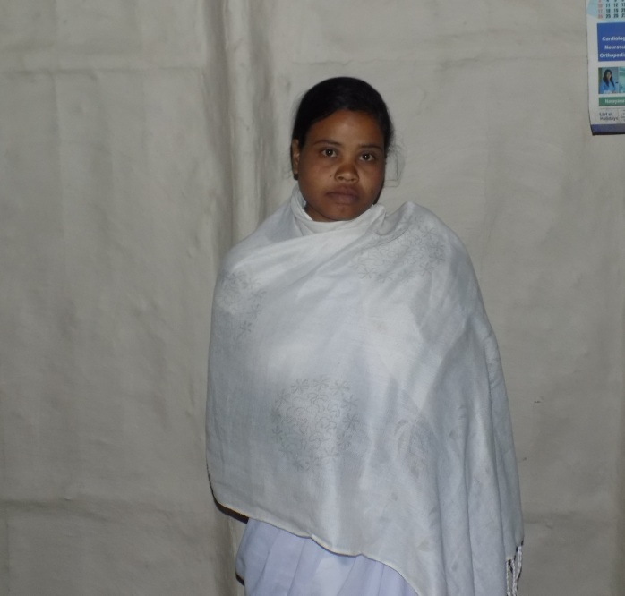 widowed wife of babul ghasi